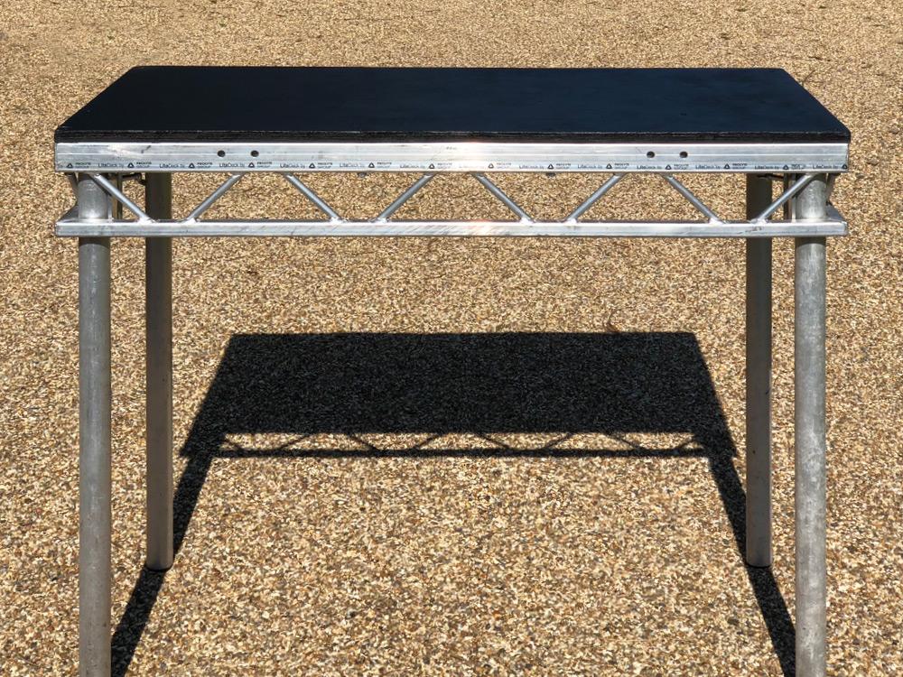4ft LiteDeck Table/DJ Booth