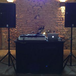 Budget Go-DJ Disco