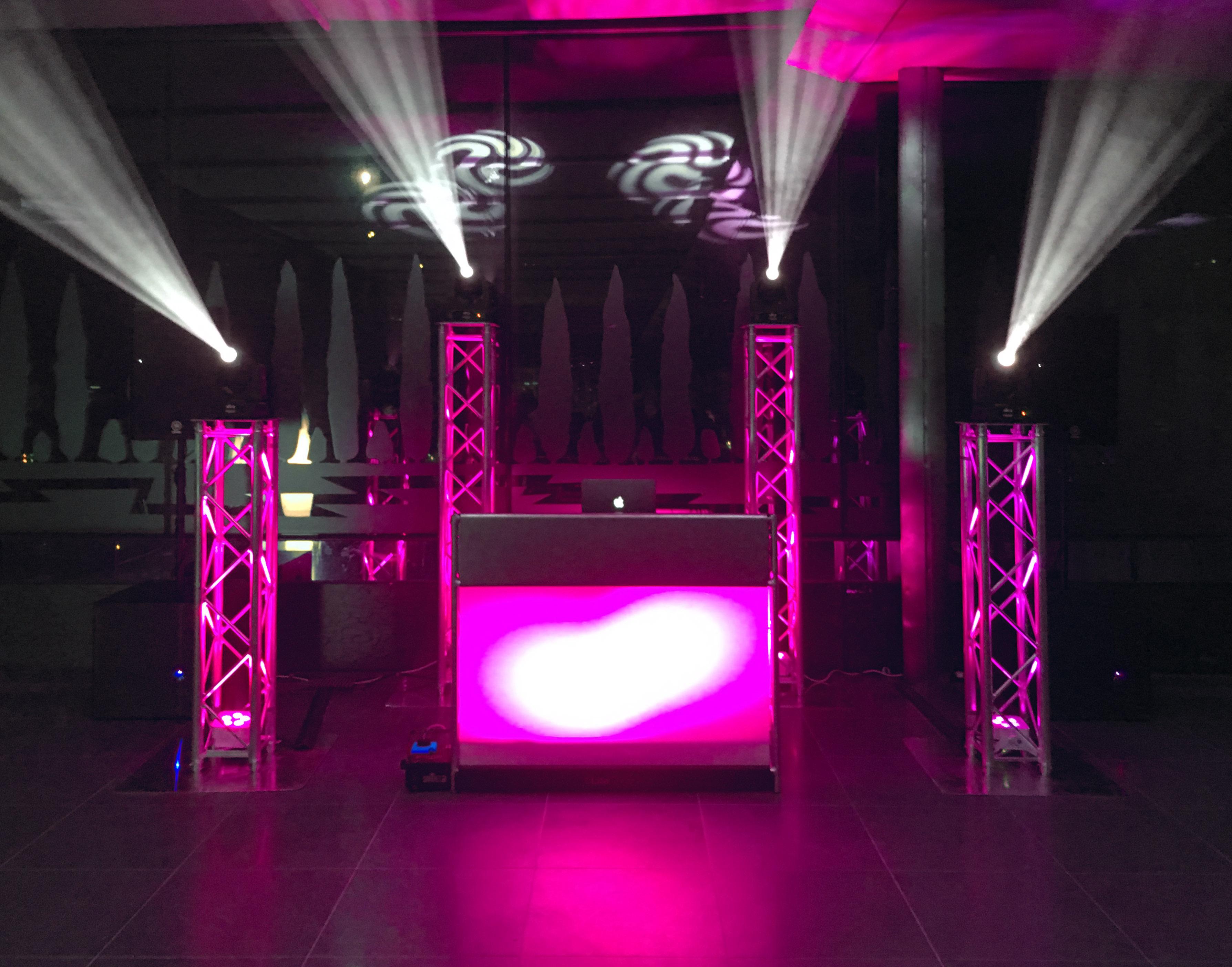 Premium Go-DJ Disco