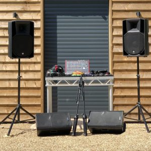 Stage PA Package By Go-DJ