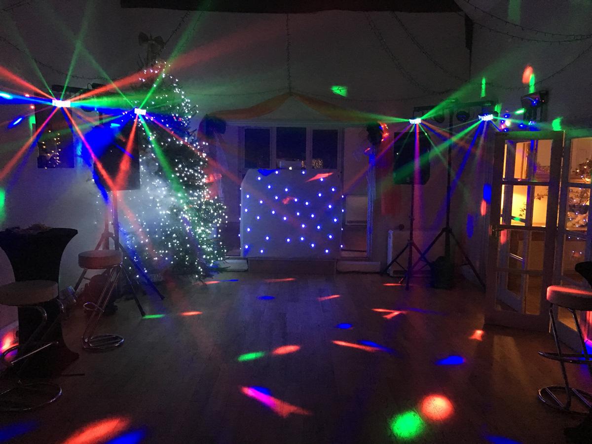 Standard Go-DJ Disco Plus Extra Gig-Bar