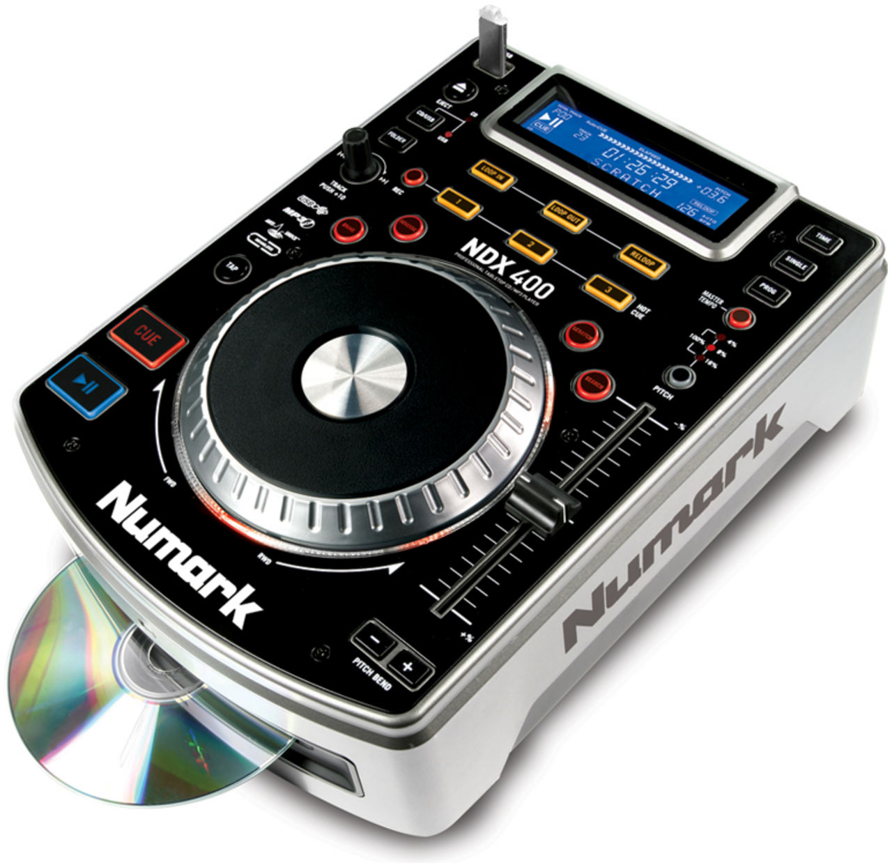 Numark NDX400 CD & USB Player